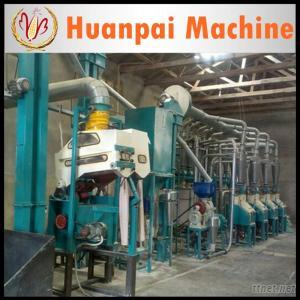 Commercial Flour Mill For Processing Maize, Corn And Wheat