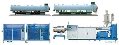 The Full-Automatic High Performance Tube Extruding Plastic Machinery