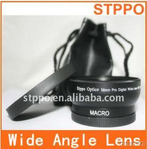 0.45X Wide Angle Lens with Macro