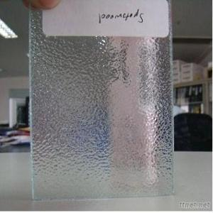 4Mm-5Mm Patterned Glass