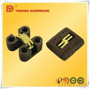 High Quality Nylon Hinge With Steel/Expansion Concealed Hinge (YD-140-Ⅰ)
