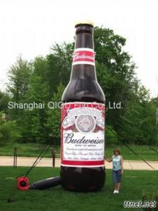 Advertising Inflatable Wine Bottle