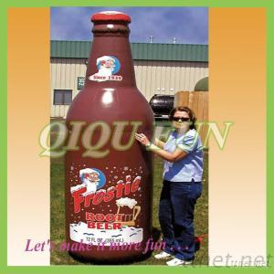 Advertising Inflatable Bottle
