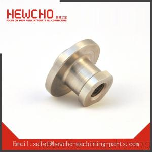 Stainless Steel CNC Custom Machined Parts