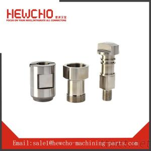 Stainless Steel Custom Precision CNC Turning Parts Service