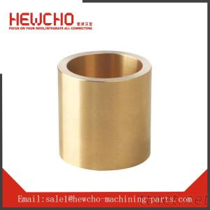 Metric Bronze Bush Supplier Ningbo Hewcho Brass Sleeve Bushings