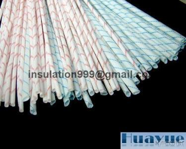 Fiberglass Sleeving Coated With Polyvinyl Chloride Resin
