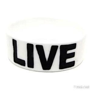 Wholesale Silicone Wristband With Your Own Design
