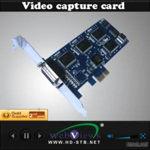 PCI-E Video&Audio Capture Card
