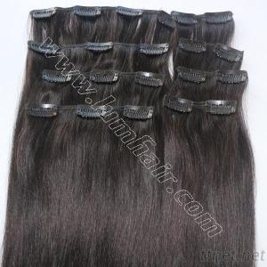 Cheap Clip In Hair Extensions, Human Hair Clip In Extensions