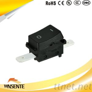 Rocker Switches 2 Gears 2 Feet Square
