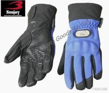 Micro Fiber Motorcycle Gloves
