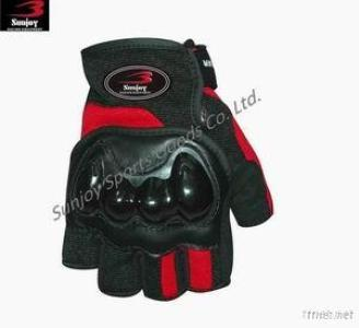 Half Finger Motorcycle Gloves