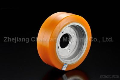 Polyurethane Driving Wheel Used For Electric Forklift OEM 285*100/72