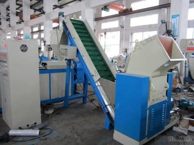 Air-Cooling Type PE Film Plastic Recycling Machine