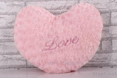 Heart-Shaped USB Heating Pillow