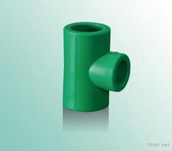 PPR Pipe Fittings Unequal Tee/Ppr Fittings Tee