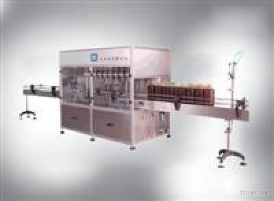 Automatic Cooking Oil Filling Line