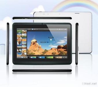 EF05-1:7 Inch Android 4.0 Tablet PC With Allwinner A13 1.2GHz CPU+512MBDDR3+4GB Flash