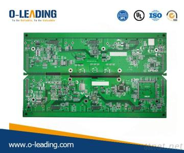 16 Years OEM LedPcb Board Printed Circuit Board, PCB For LED TV Manufacture China