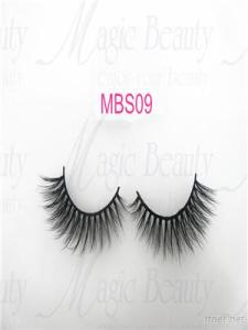 Handmade Individual 3D Synthetic Silk Lashes MBS09