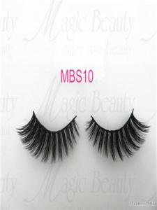 Make Up Beauty 3D Synthetic Silk Lashes MBS10