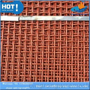 Hot Sale Lock-Type Mine Screen Mesh Factory Rate