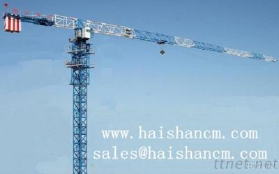 Flat-Top Tower Cranes