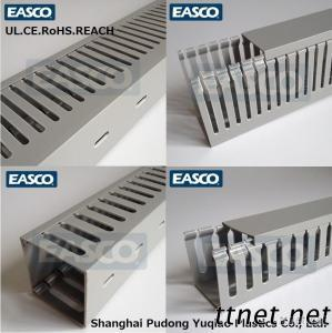 Wiring Duct (Lead-Free,Slotted)-Easco Wiring Duct.