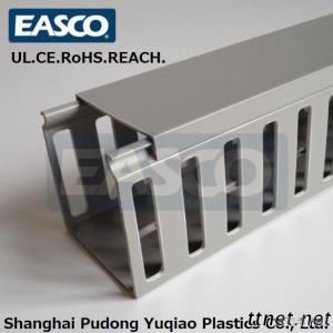 Wiring Duct (Closed Slotted)-Easco Wiring Duct.