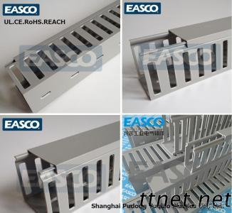 Wiring Duct (Lead-Free,Closed Slotted)-Easco Wiring Duct.