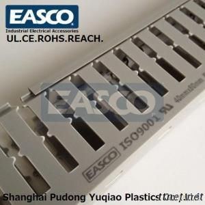 Slotted Wiring Duct (Pinch Points) - Easco Wirng Duct