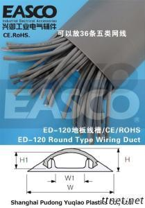 Round Wiring Duct - Easco Wiring Duct Product