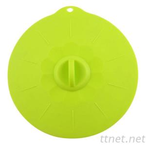 Heat Resistant Silicone Cover Flexiable Silicone Suction Lid