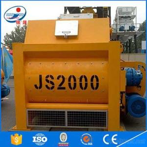 Electric Concrete Mixer Of JS2000