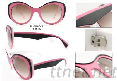 Matt Acetate Sunglasses, Eyewear, Glasses