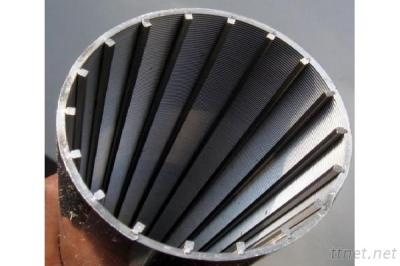 V-wire Drum Filter Screen