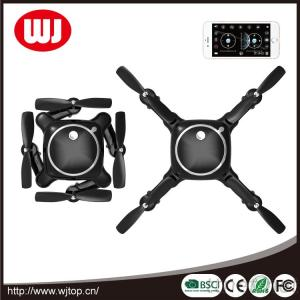 Wifi Control Mini Pocket Selfie Quadcopter With Altitude Hold