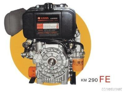 Kama 18.3HP Air-Cooled Double-Cylinder Diesel Engine