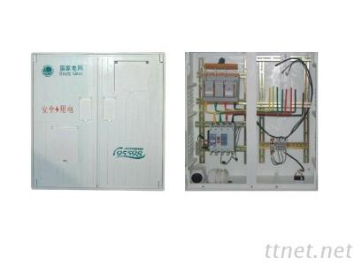 680X700X200Mm Bmc Low Voltage Meter Box For Network Construction