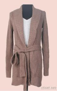 Laides Knitted Cardigan, Sweater
