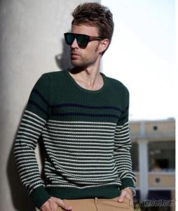 Men'S Knitted Pullover, Sweater