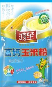 Green Food Calcium-Enriched Corn Powder For Sale