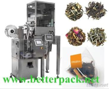 Automatic Triangle Teabags Pyramid Tea Bags Making Packaging Machines