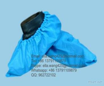Best Price Disposable Nonwoven Shoes Cover Plastic Shoe Shield Non Slip Polypropylene Shoe Covers for Daily, Surgical, Hospital, Electronic Use