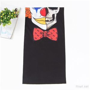 Skull series Outdoor Riding Seamless Multifunctional Headwear Bandana  KL04