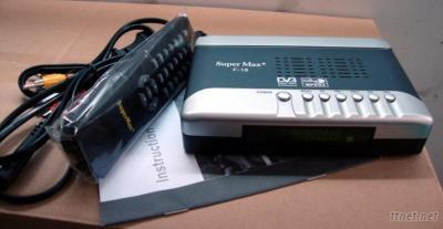 SUPERMAX 777 /F-18 dvb-s fta satellite receiver