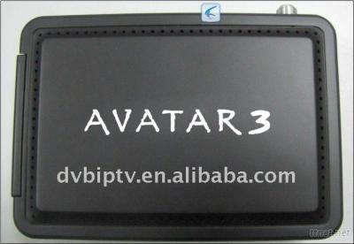 Avatar-2/3 dongle tv receiver for Africa