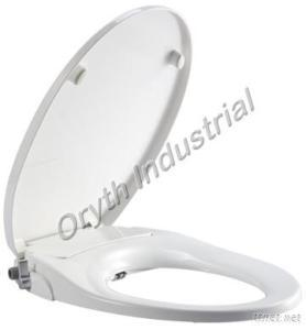 US Elongated One Piece None Electric Bidet Seat TB-108