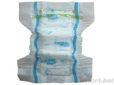 Ultra Thin Disposable Baby Diaper